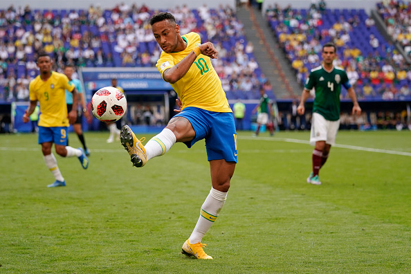 Neymar Has Spent 13 Minutes 50 Seconds On The Floor During The World Cup Neymar 3