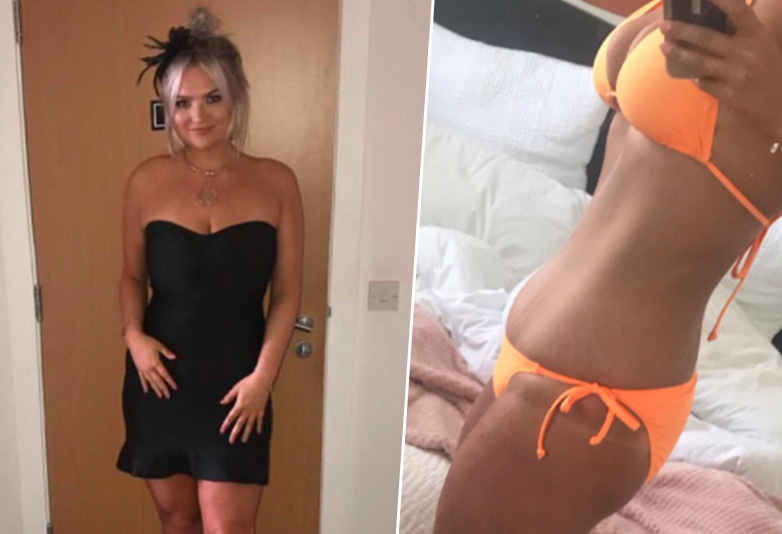 Girl Shares Incredible 5 Month Weight Loss Transformation OLIVIA BURGESS 3