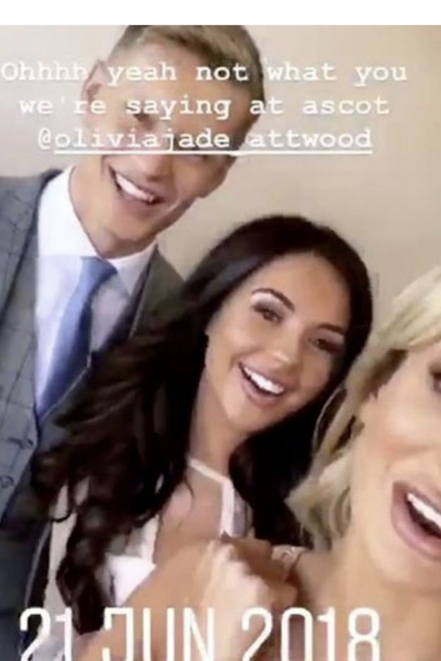 Charlie And Rosie From Love Island Are Now Dating Oliva and Charlie Love island