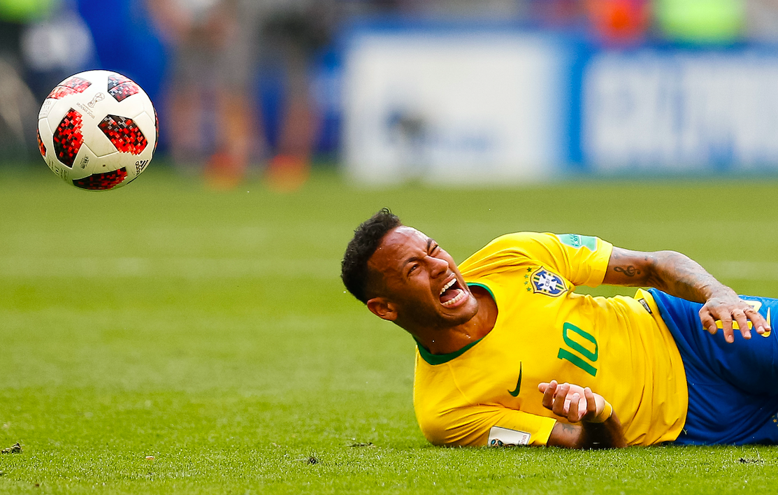 Neymar Destroyed By Fans For His Ridiculous Diving In The World Cup Screen Shot 2018 07 03 at 11.05.36