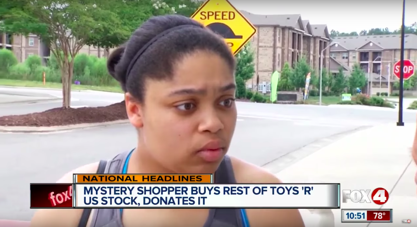Shopper Buys Last $1 Million Of Toys R Us Toys And Donates Them Children In Need Screen Shot 2018 07 07 at 14.33.00