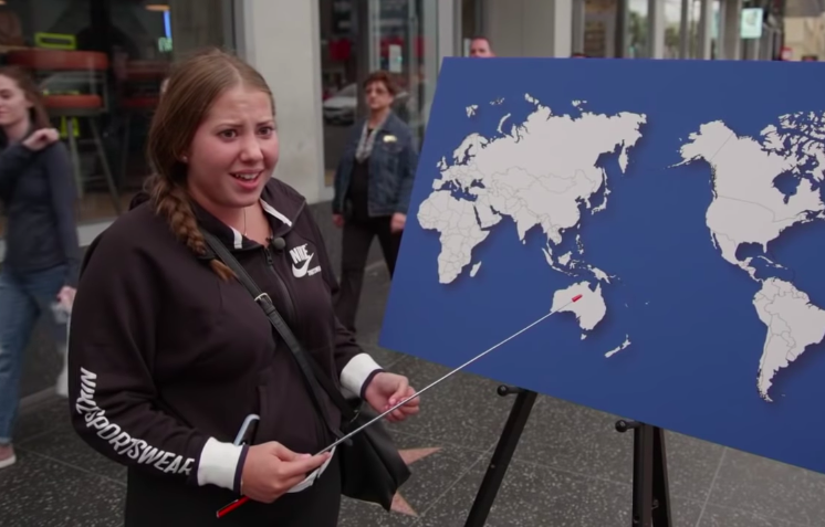 Jimmy Kimmel Asks Americans To Name One Country On A Map, Doesnt End Well Screen Shot 2018 07 16 at 16.28.03