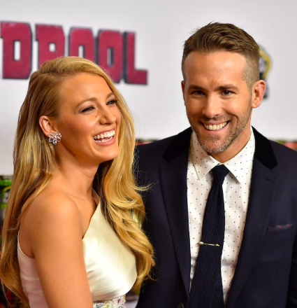 Ryan Reynolds lied about watching the kids to Blake Lively.