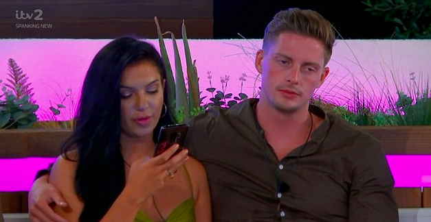 Dr Alex and Alexandra Love Island