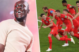 Stormzy and England