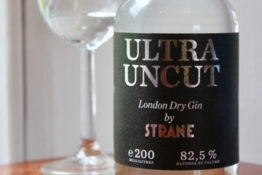 The world's strongest gin is here.