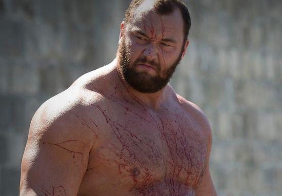 the mountain married his girlfriend