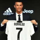 Ronaldo Sold Almost $60 Million Worth Of Shirts In 24 Hours