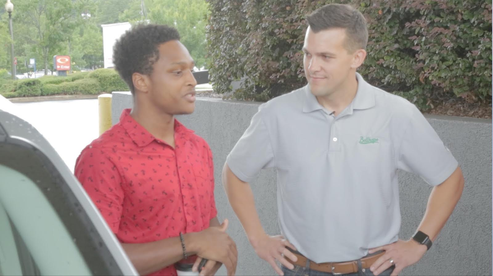 Student Who Walked 20 Miles So He Wouldnt Miss Work Given Car By CEO Walter2