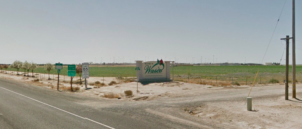 Wasco California