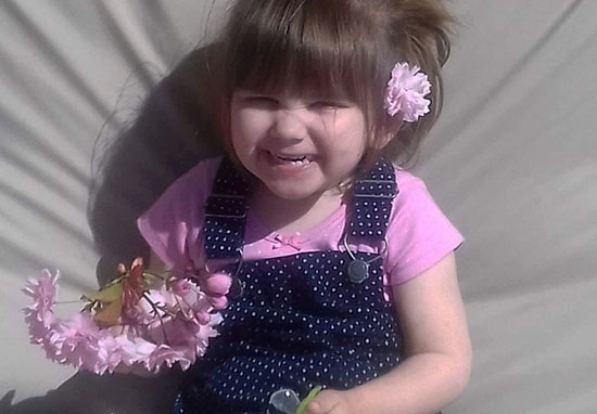 Three Year Old Girl Dies After Inflatable Trampoline Explodes ava may1