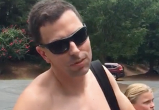White Guy Calls Cops On Black Woman For Using Her Own Pool bloom