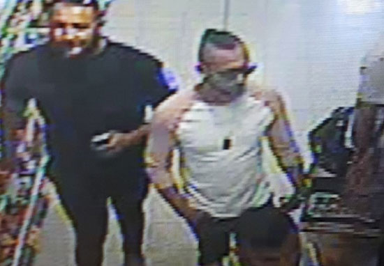Three Year Old Boy Seriously Injured After Acid Attack   Police Need These Men cctv