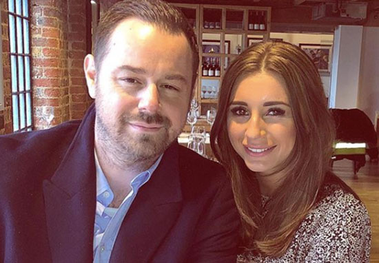 Danny Dyer Leaves Holiday Early To See Daughter Dani After Love Island Win danny dyer