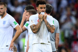 England players disappointed