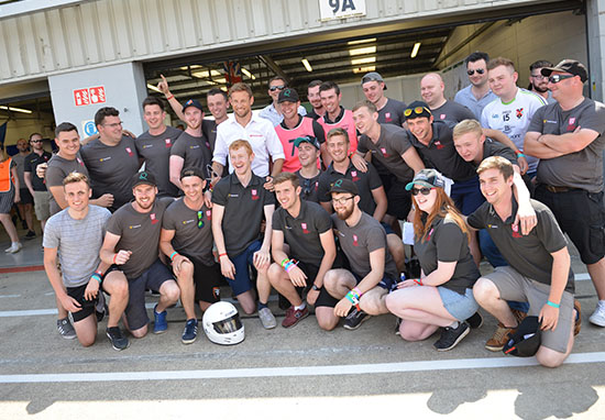 Jenson Button Supports Calls For More Women To Get Involved In Engineering formula student1