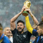Olivier Giroud Wins World Cup Without A Single Shot On Target