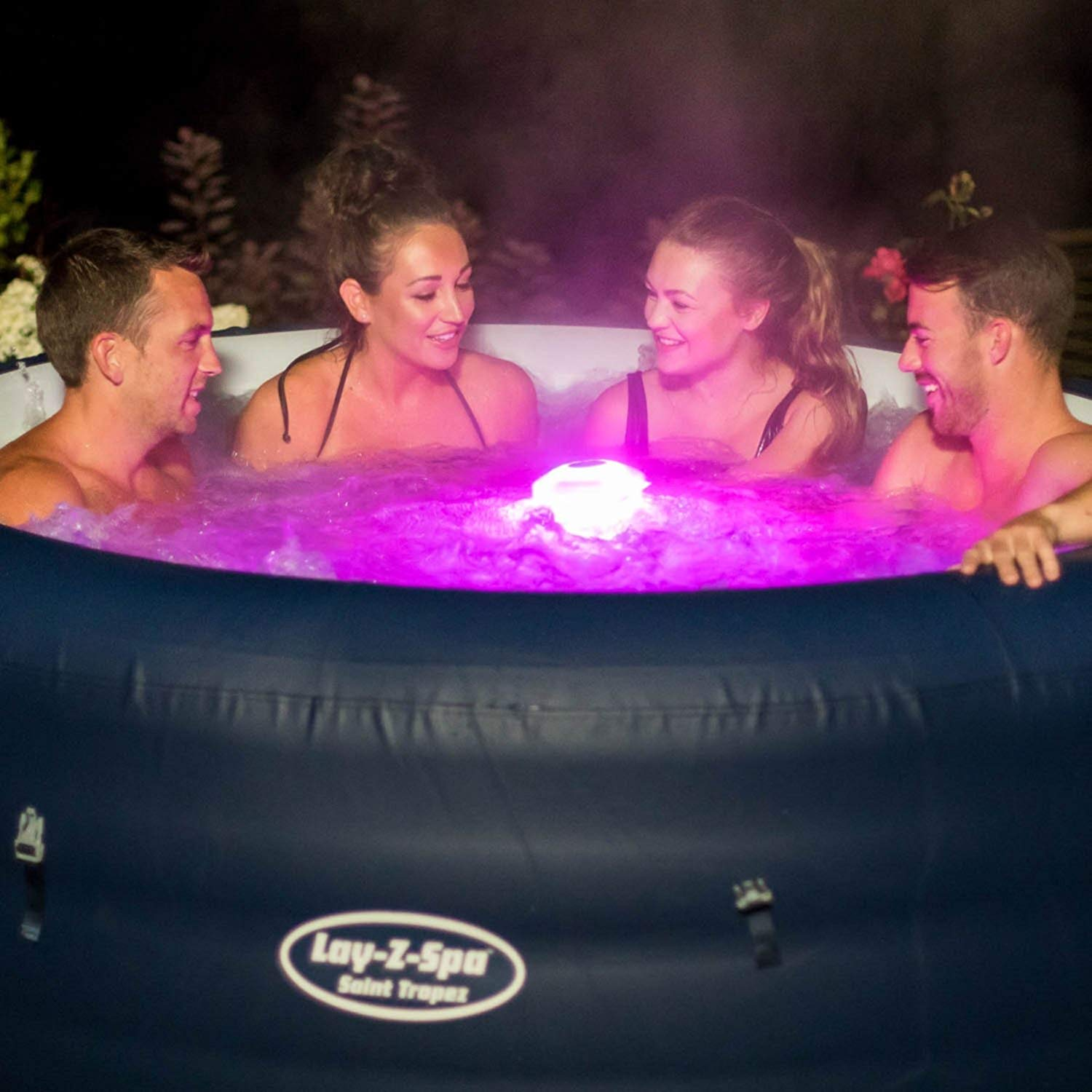 Laz-y-spa hot tub