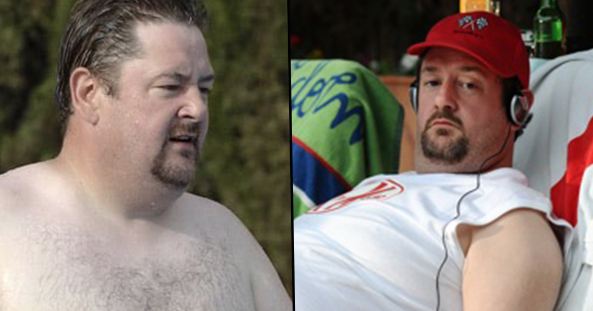 Johnny Vegas Shows Incredible Weight Loss After Tragic ...