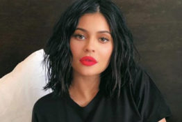 Kylie Jenner, owner of Kylie Cosmetics