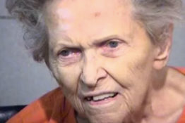 Old woman murders son over care home