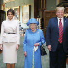 The Queen Sent Coded Messages To Trump With Her Jewellery