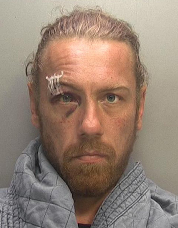 Driver Who Went 140mph With No Hands On Wheel And Hit Pensioner Is Jailed richard