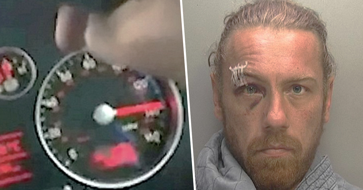 Driver Who Went 140mph With No Hands On Wheel And Hit Pensioner Is Jailed richardallen