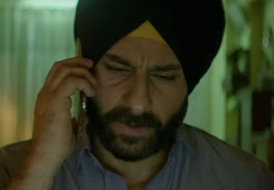 Netflix First Original Series From India Rated 100% On Rotten Tomatoes sacredgames