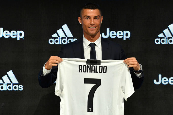 Ronaldo Sold Almost $60 Million Worth Of Shirts In 24 Hours shirt 702x468