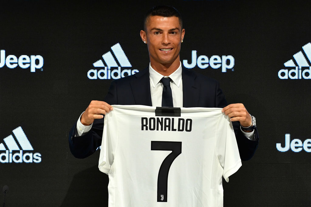 Cristiano Ronaldo Given Two Year Suspended Prison Sentence And £12.1m Fine shirt
