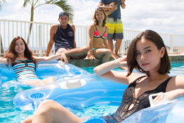 terrace House residents in Hawaii