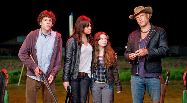 Zombieland 2 Confirmed With The Original Cast zombieland