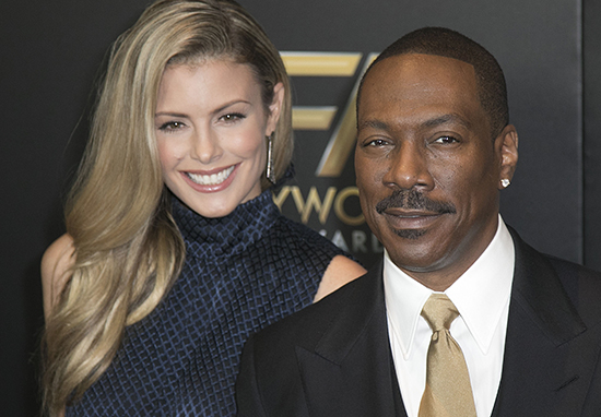 Eddie Murphy is set to become a dad for the tenth time.