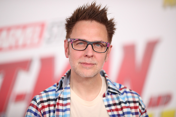 James Gunn the director of the Guardians of the Galaxy