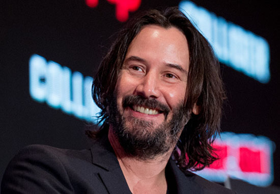Keanu Reeves Spots Sign Left By A Fan, Immediately Autographs It With Adorable Note
