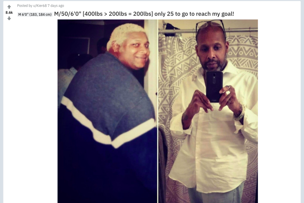 Man 'Housebound And Waiting To Die' Loses Half His Body Weight Screen Shot 2018 08 07 at 17.46.37 1048x700