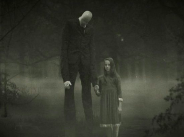 The story behind Slender Man