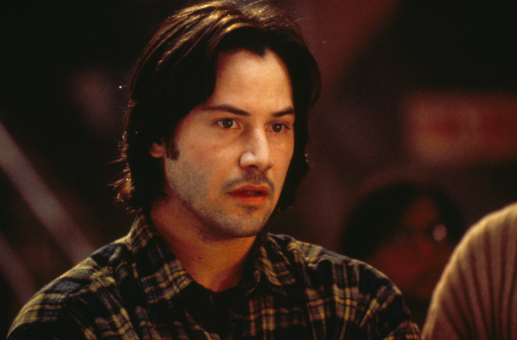 Keanu Reeves Chain Reaction film