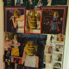 Guy Puts Shrek's Face On Every One Of Sister's Taylor Swift Posters In Epic Prank