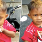 Boy, 2, Smokes '40-A-Day' And 'Goes Berserk' If People Don't Give Him Cigarettes