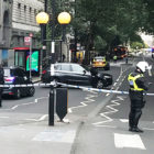 Man Arrested After Car Hits Pedestrians At Westminster
