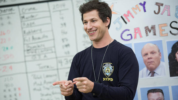 BROOKLYN NINE-NINE --