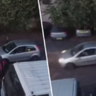 Motorbike Thieves Get Instant Karma After Being Caught In The Act