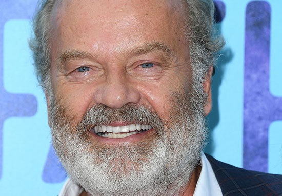 Kelsey Grammer Got Brutal Tattoo On Crotch To Make Sure He Wouldnt Cheat kelsey1