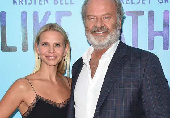 Kelsey Grammer Got Brutal Tattoo On Crotch To Make Sure He Wouldnt Cheat kelsey2