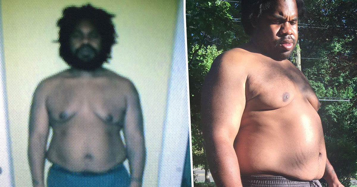 Obese Fitness Trainer Who Lost Clients Because Of His Size, Drops 140lbs kemSWNS