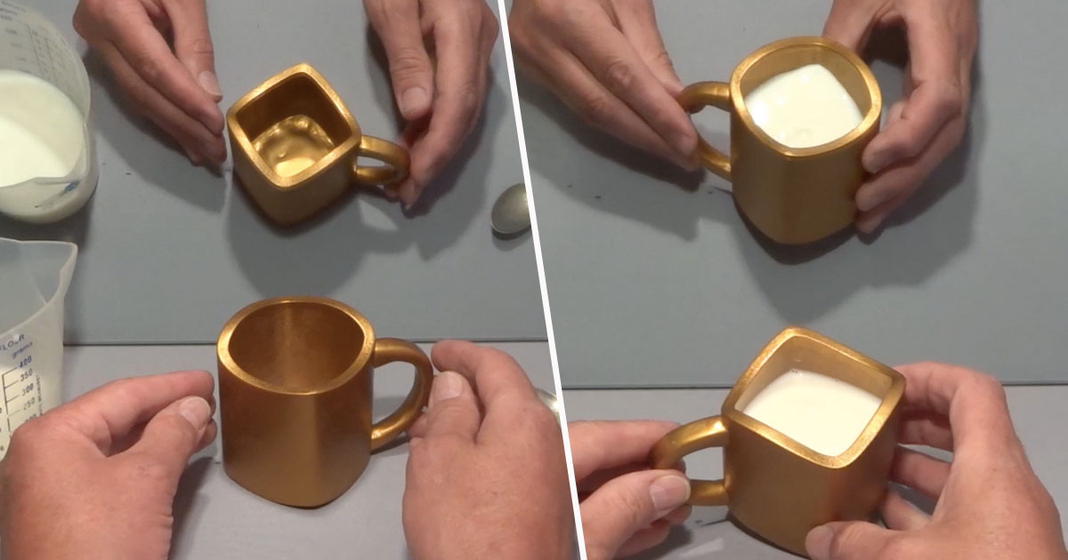 People Cant Decide Whether This Mug Is Square Or Round roundsquaremug1