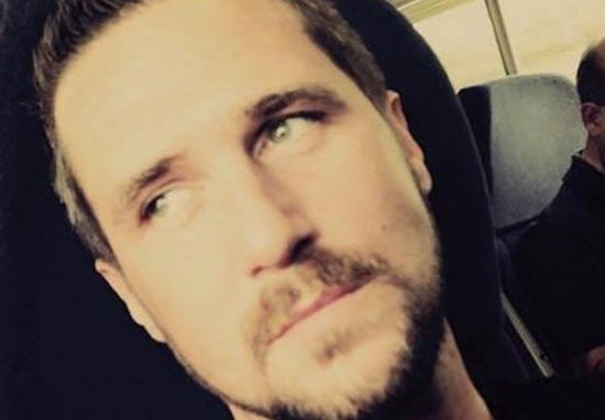 British UFO hunter Max Spiers