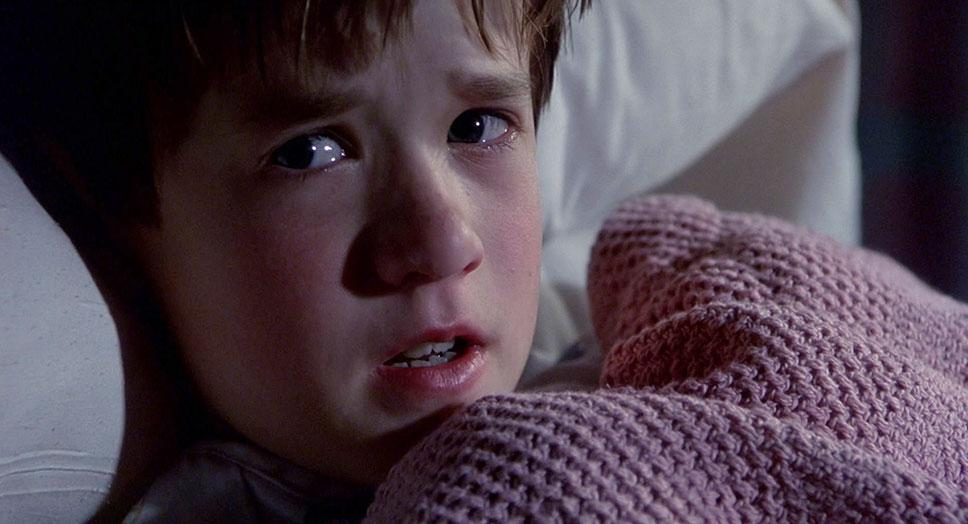 sixth sense haley joel osment